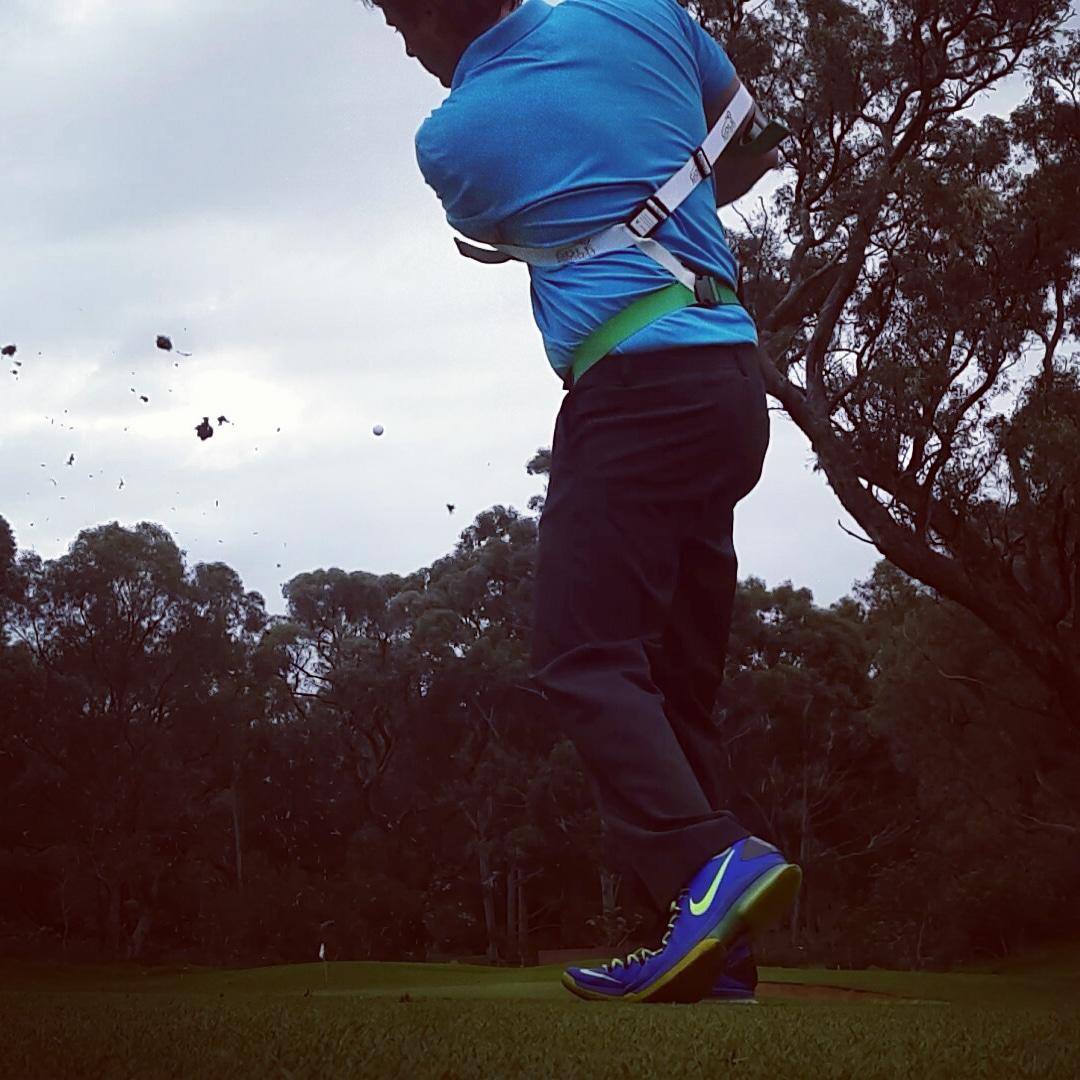 Exoprecise Golf Swing Trainer