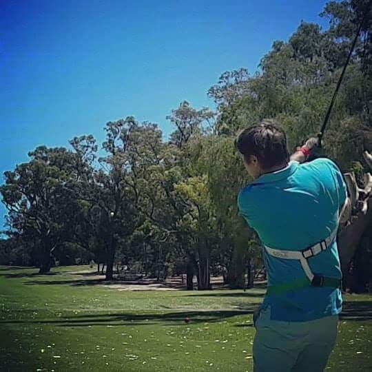 Golf Shot ()